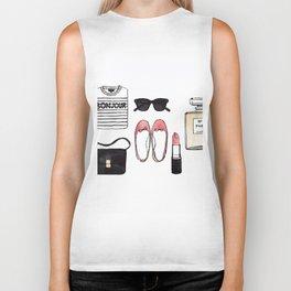 Fashion set Biker Tank