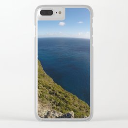 LHI View Clear iPhone Case