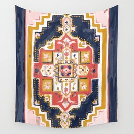 Rugs-Navy Wall Tapestry