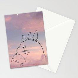My Neighbor Totoros  Stationery Cards
