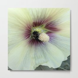 Bee Amazing Metal Print