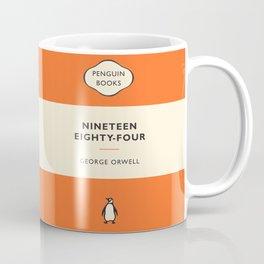 George Orwell - Nineteen Eighty-Four Coffee Mug