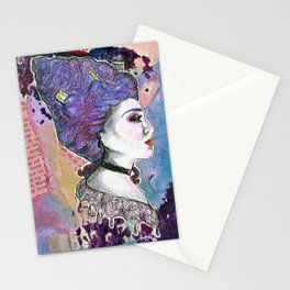 The Elizabethan Librarian Stationery Cards