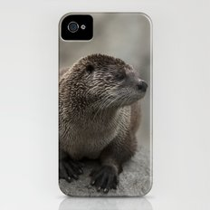 Doin' What He Otter iPhone (4, 4s) Slim Case