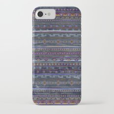 VINTAGE TRIBAL PATTERN Slim Case iPhone 7