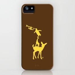 Animal Brassband iPhone Case