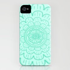 minty fre$h iPhone (4, 4s) Slim Case