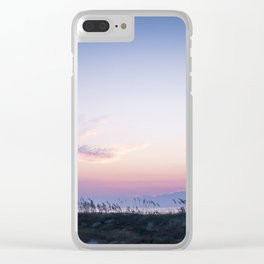Hilton Head Sunrise 2 Clear iPhone Case