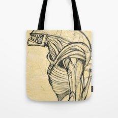 ALIEN3 SKETCH Tote Bag