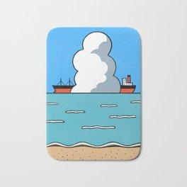 Cumulonimbus Bath Mat