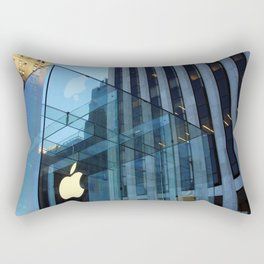 Apple Store @ NYC Rectangular Pillow