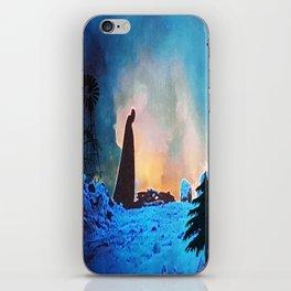 Despair iPhone Skin