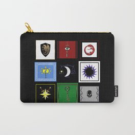 Higher Paths Carry-All Pouch