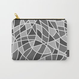 Curved mosaic 06 Carry-All Pouch