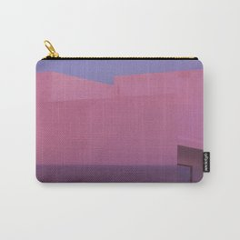 Beach house pink Carry-All Pouch