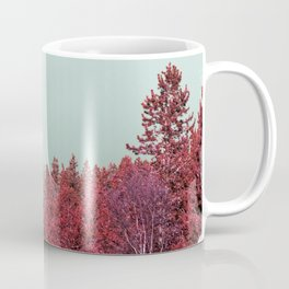 Pink Norway - The Forest Coffee Mug
