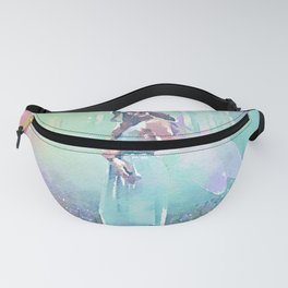 Fairy Blue Fanny Pack
