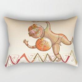 My little Quimbayas Rectangular Pillow