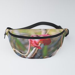 Pitcher Plant In Bloom Fanny Pack
