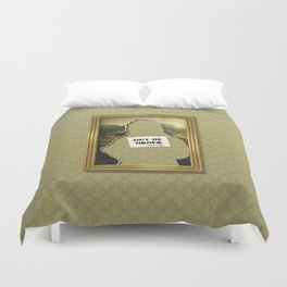 Out of order Duvet Cover
