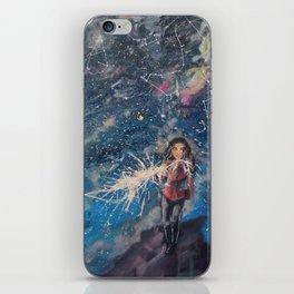 Ignite the Stars iPhone Skin