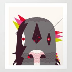 Empio - Portraits in E Art Print