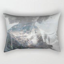Now I am winter Rectangular Pillow