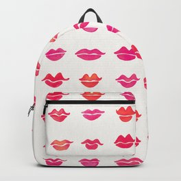 Kiss Collection – Pink Palette Backpack