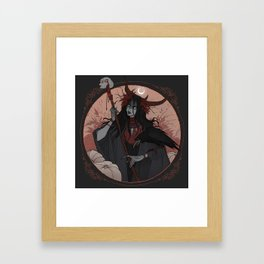 Samhain Framed Art Print