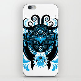 Lovecraftian Cosmic Horror iPhone Skin