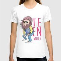 teen wolf T-shirts featuring Teen wolf by Jomp