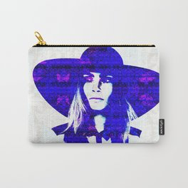 Cara Delevigne: Wide Brimmed Hat Carry-All Pouch