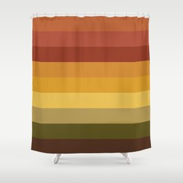 Melancholic Mood Shower Curtain