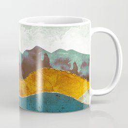 Night Fog Coffee Mug