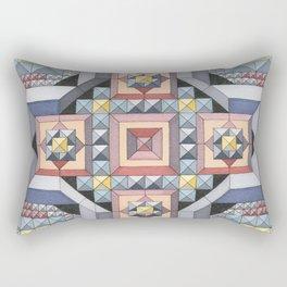 'pattern 1' Rectangular Pillow