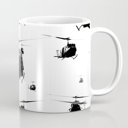 THE HELICOPTERS Coffee Mug