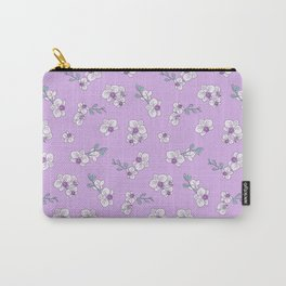 Mom's Orchids Carry-All Pouch