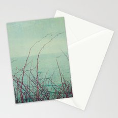 She Would Float and Stare at the Sky Stationery Cards