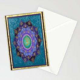 Spiritual Aspiration Mandala Stationery Cards
