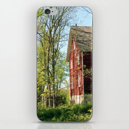 disconnected mill iPhone Skin