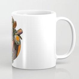 KOSMONAUT 05 Coffee Mug