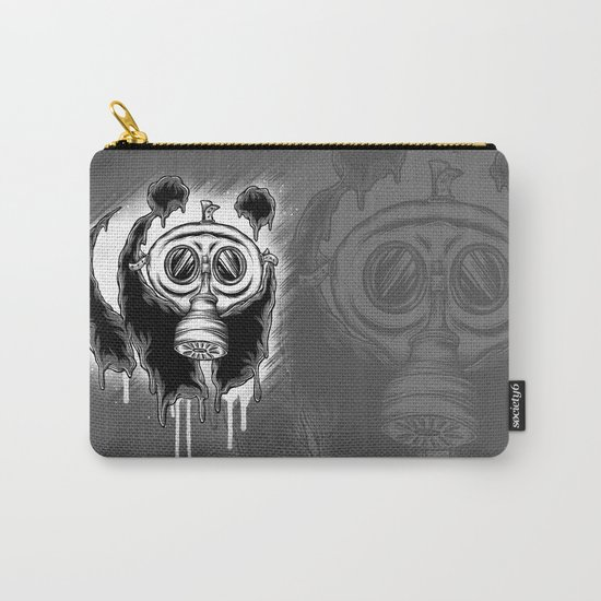 Choked Panda Carry-All Pouch