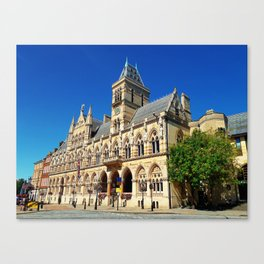 Guildhall Canvas Print