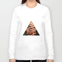 monroe Long Sleeve T-shirts featuring Monroe by David