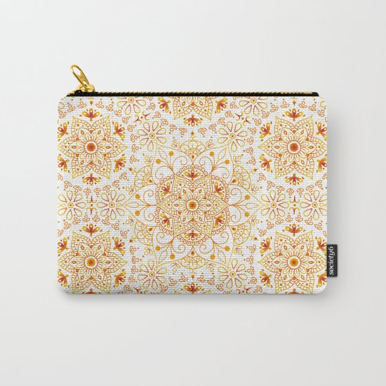 Mandala_Passion Carry-All Pouch
