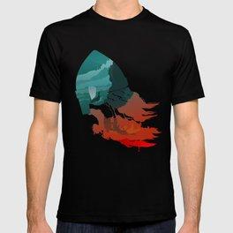 Viking god T-shirt