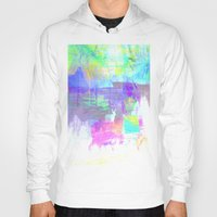 rio Hoodies featuring Rio by LuaMA