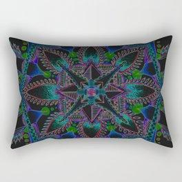 Divine Intention 3: Solar Edition Rectangular Pillow