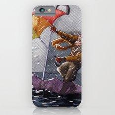 Umbrella Man iPhone 6s Slim Case