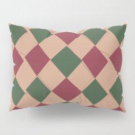 Modern Argyle 3 Pillow Sham